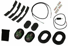 Active Noise Reducing Headphone Kit for Flight Helmets