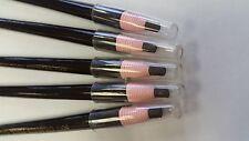 x2 Microblading/ PMU Waterproof No Sharpen Eyebrow Liner Pencil for Tattoo- uk