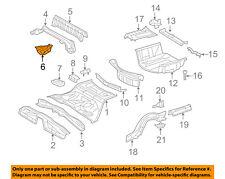 57806-30050 Toyota Reinforcement sub-assy, belt anchor, lh 5780630050, New Genui