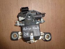 Skoda Fabia Combi 5J Bj.08 8P4827507A 5J0827501B Heckklappenschloß Schließplatte
