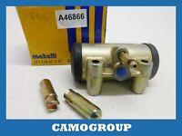 Cylinder Brake Wheel Cylinder Metelli For IVECO 040408 4317214