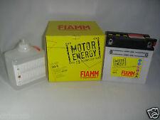 BATTERIA FIAMM MOTOR ENERGY FB9-B GARELLI Tiger XLE 125 1986-