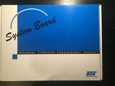 ITOX G4V620-B-G Industrial Motherboard Socket 478, ATX, ISA, PCI LAN Intel 845GV