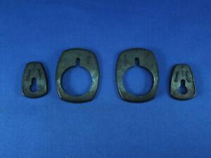 Mercedes Benz W108, W109, W111, W112 4 Piece Door Handle Pads