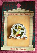 Disney WDW TINKER BELL I CONQUERED THE WORLD LE 7500 A.P. Pin - Tinkerbell Pins