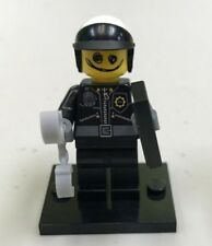 Genuine LEGO Minifigure Scribble Face Bad Cop - Complete - from TLM - tlm007