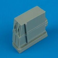QUICKBOOST QB32065 Ammunition Boxes for Eduard Kit Bf109E in 1:32