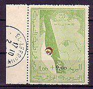 Algerien  Michelnummer Randstück 393 postfrisch