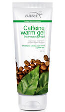 CAFFEINE WARM GEL 8.8 OZ 8.8 OZ - 250gr -Massaging gel