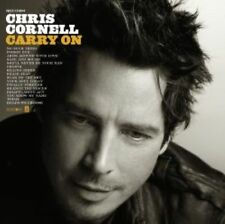 Chris Cornell Carry on CD Suretone Interscope Records 2007