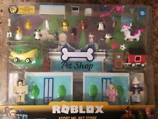 New listing Roblox Celebrity Collection - Adopt Me Pet Store Pet Shop Playset Please Read