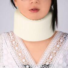 Soft Firm Foam Cervical Collar Neck Brace Support Shoulder Pain Relief #t