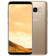 Doré Original Samsung Galaxy S8 G950U Octa Core 64GB 12.0MP Débloqué  SmartPhone
