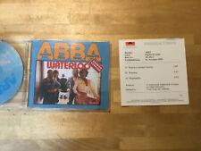ABBA -  Waterloo (German Version)  [CD Maxi] ( Inkl Fact Sheet )