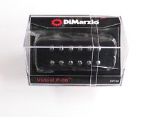 DiMarzio Virtual P-90 Soap Bar Humbucker Black DP 169