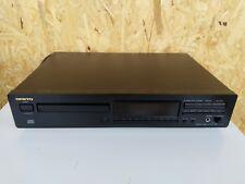ONKYO DX-7211 Compact Digital Audio Disc Player TOP Zustand und TOP Funktion