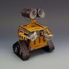 WALL-E e robot model money coin piggy bank tin tinplate handmade metal replica