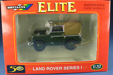 BRITAINS 00174 - LAND ROVER - Series I - 1:32 - NEU in OVP / NEW in Box