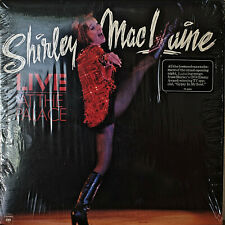 SHIRLEY MacLAINE: Live at the Palace-M1976LP