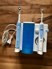 Braun Oral-B Professional Care Center 1000 Munddusche Elektrische Zahnbürste