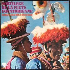 LOS CORAZAS, CARLOS BOUILLA... - Sortilege de la Flute Equatorienne - LP