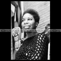 #phs.006132 Photo NINA SIMONE 1965 Star