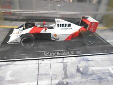F1 McLAREN Honda MP4/5B MP4 5 B #27 Senna 1990 IXO Altaya RBA 1:43