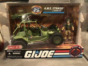 Gi Joe 25th Anniversary Target Exclusive Night Specter And Awe Striker