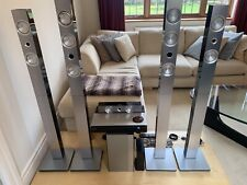 **Samsung HT-F9750w 4K Blu-ray 3D Vacuum Tube Amplifier 7.1 Home Cinema System**