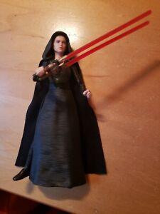 """Star Wars Black Series Dark Side Rey Vision Skywalker 6"""" Figure Loose IN HAND!"""