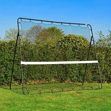 Tennis Jumbo Rebounder Net (2.7m x 2.2m) [Net World Sports]