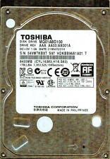 MQ01ABD100,  AAA AA00/AX001A   TOSHIBA SATA 1TB