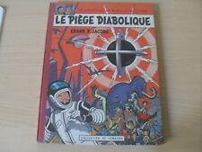 Blake et Mortimer Le Piège diabolique EO 1962