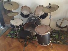 PEARL acoustic 8 piece drum kit