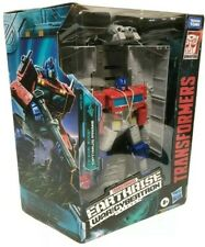 Transformers Earthrise Optimus Prime Trailer* Leader War for Cybertron New Other