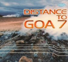 Various Dance(CD Album)Distance To Goa 7-Distance-Di 1102-France-1998-New
