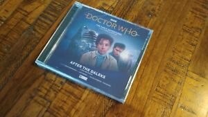 BIG FINISH - DOCTOR WHO EARLY ADVENTURES - 7.1 AFTER THE DALEKS *NEW*
