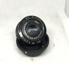 INDUSTAR 50-2 f/3.5 50mm Russian SLR Lens Screw Mount -In Clean/Great Condition