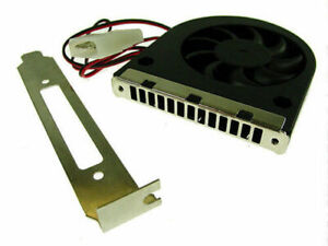EverCool Ball Bearing Mini System Cooling Fan Blower FC-1000-B
