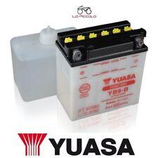 BATERÍA YUASA YB9-B PIAGGIO NRG Power DT (C45300) 50 2007 2008 2009 2010 2011