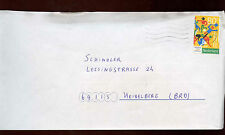 Netherlands 1993 Cover To Germany #C14451