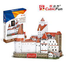 CubicFun 3D Puzzle MC150H Bran Castle-The Legend of Count Dracula,Castle Jigsaws