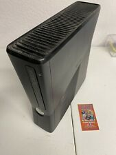 Microsoft Xbox 360 S Slim Console Only Model 1439 No Hard Drive Tested & Reset