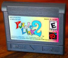 Jeu PUZZLE LINK 2 pour Neo Geo Pocket Color (cartouche seule + boitier) NEUF !