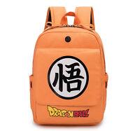 "GE Dragon Ball Z Goku Plush Bag Backpack 12/"" Official Licensed GE84621 US Seller"