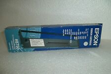 Epson 8750 Black Fabric Ribbon Cartridge for FX-80 FX-880 MX-80 RX-80 LX-300 NEW