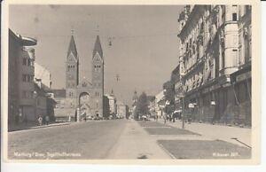 Carte Postale Slovénie Maribor Marburg Tegetthoffstrasse Boutiques