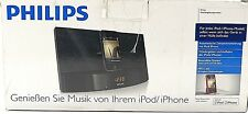 Dockingstation Apple iPod iPhone Philips AD700/05 Lautsprecher Bassreflex black