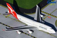Qantas Boeing 747-400 VH-OEH Gemini Jets GJQFA1928 Scale 1:400 IN STOCK