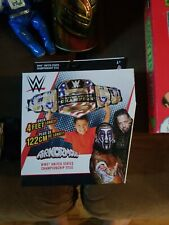 Wwe Blow Up Belt and other stuff